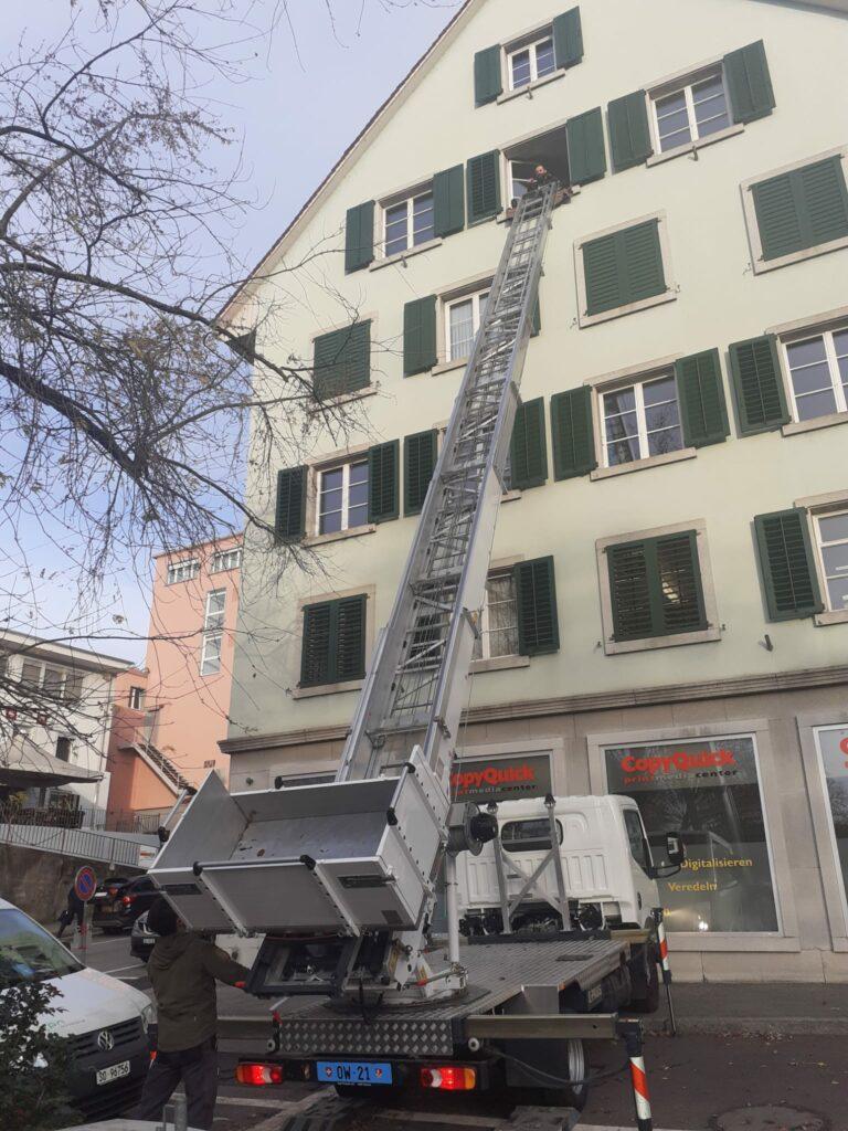 Günstige Umzugsunternehmen Zürich