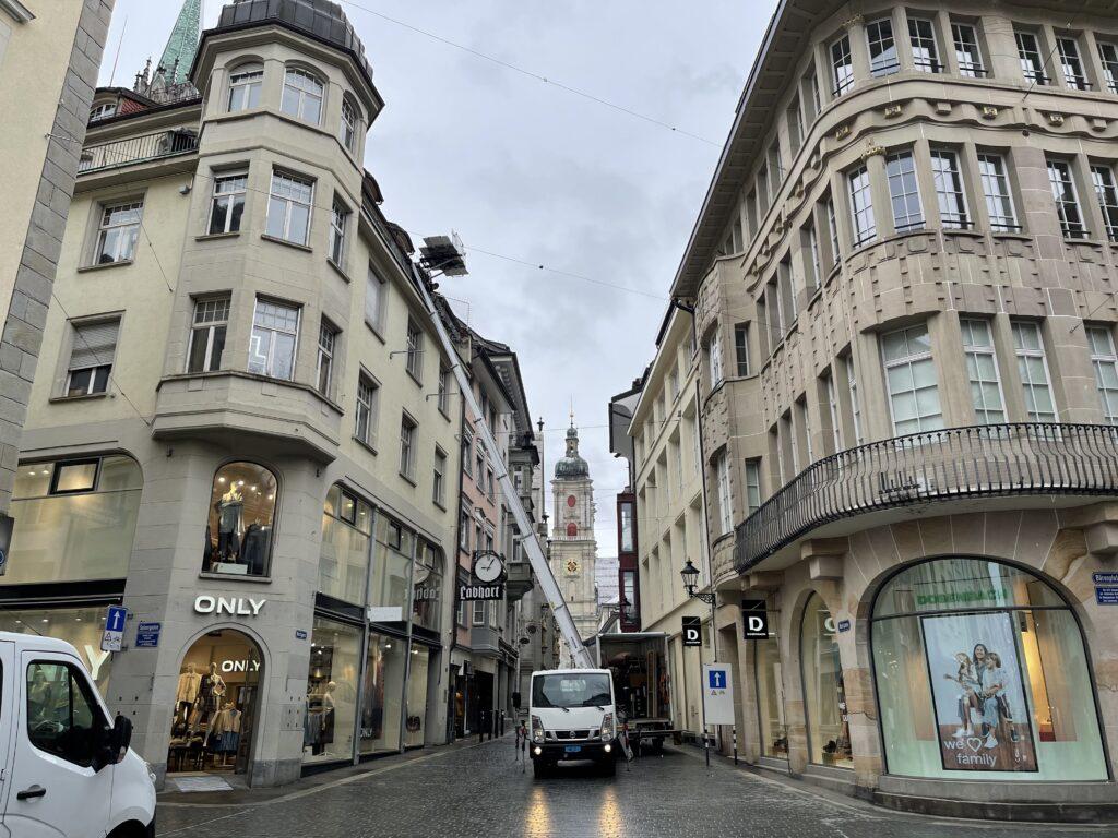 Umzugsfirma, Luzern