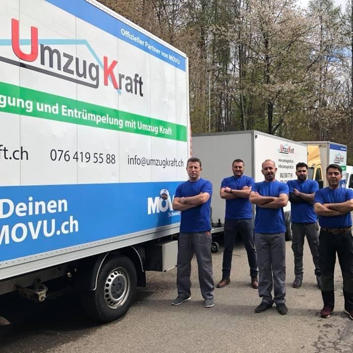 Günstige Umzugsfirma Zürich